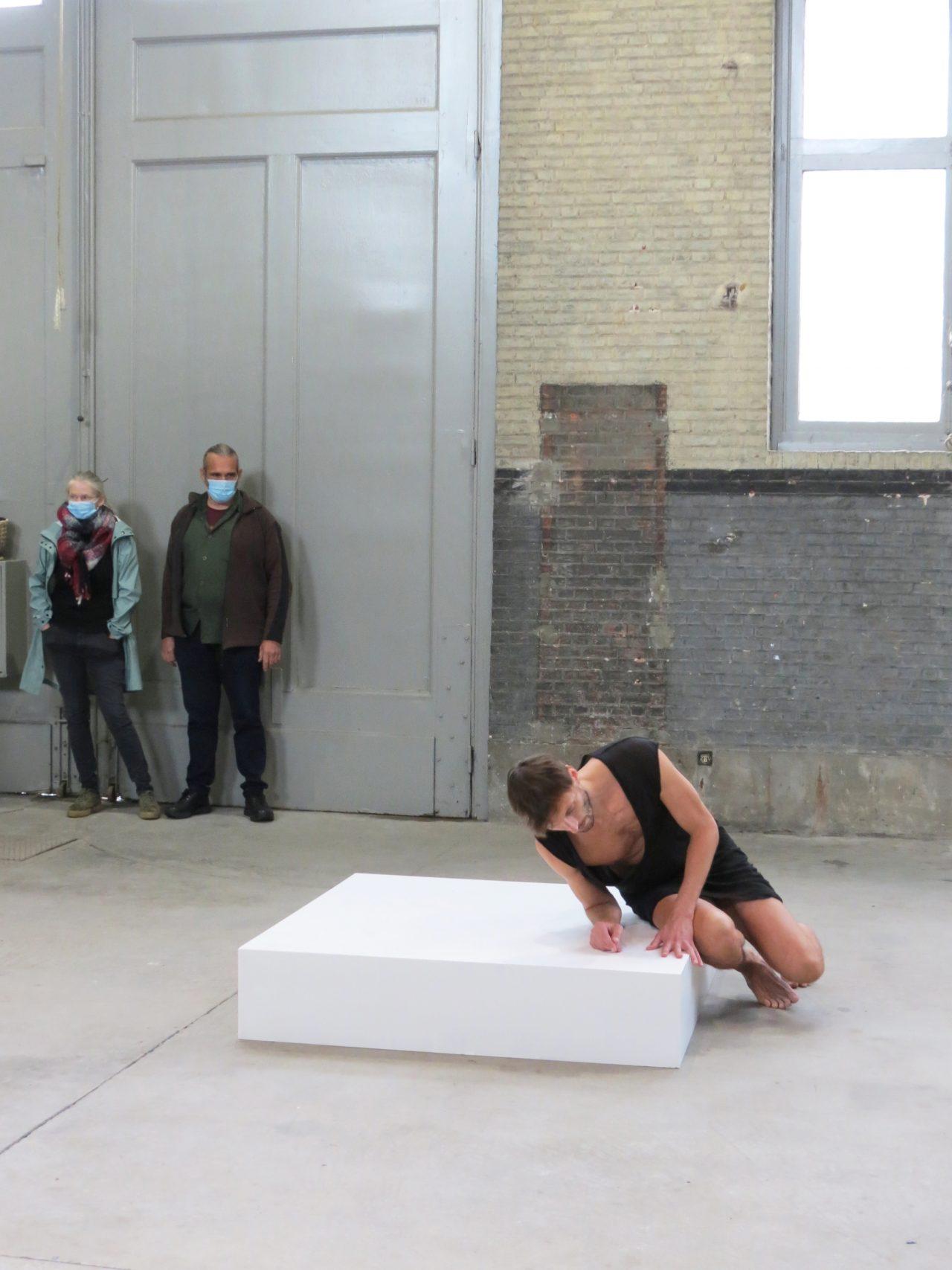 Marc Vanrunxt, Kevin Fay & Kinga Jaczewska_BASED ON A TRUE STORY_Kunst:Werk_1